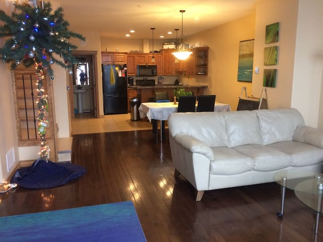 Luxury Condo, Ski In/Ski Out with hot tub - Kimberley - Hus