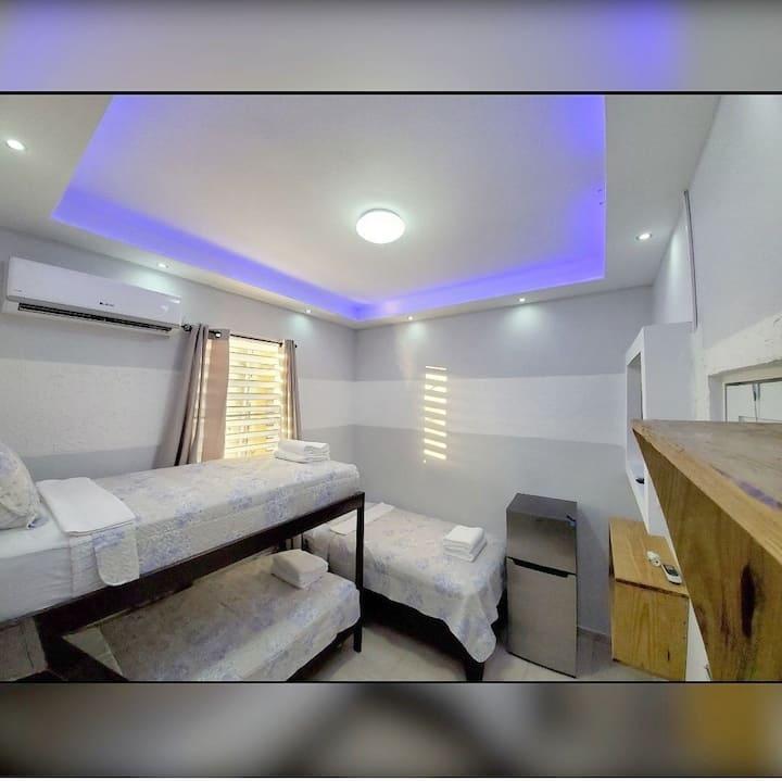#4 Private Room in San Juan/ Art District