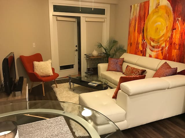 Modern 1 Bedroom  Apt Next To Crabtree Mall - Raleigh - Apartment