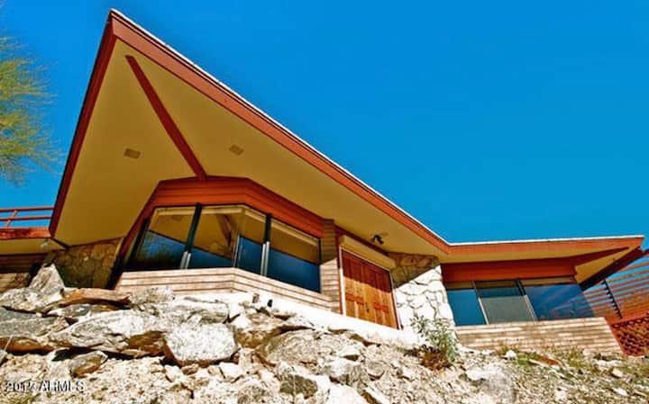 Views & Architecture-Mid Century on Mountain