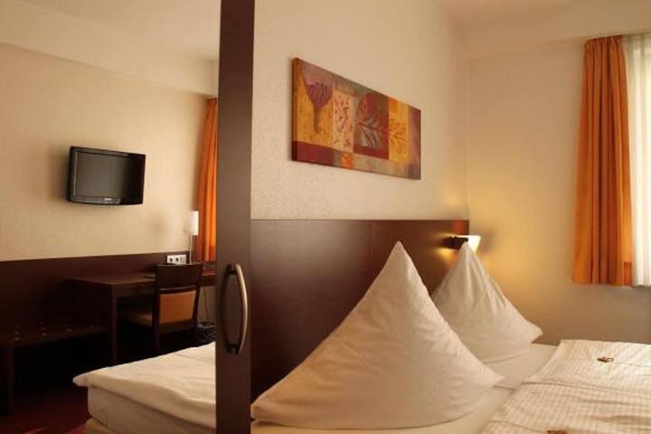Haus Sparkuhl Hotel Garni, Doppelzimmer