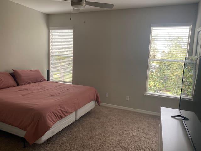 Lindo e aconchegante quarto em Orlando ❤️