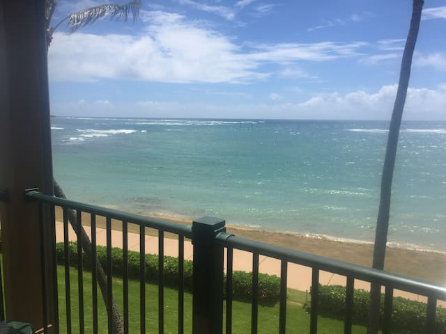 Hawaii Spectacular Ocean View - Kapaa - Appartement en résidence