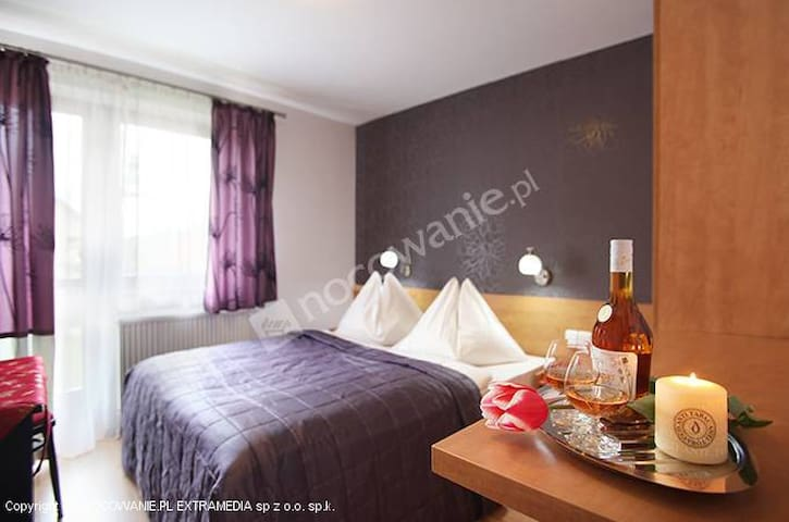 Modern room perfectly located by the High Tatras - Nová Lesná - Bed & Breakfast