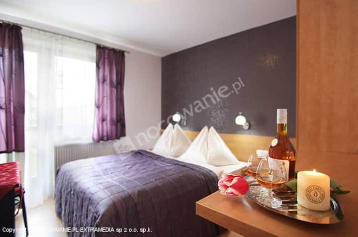 Modern room perfectly located by the High Tatras