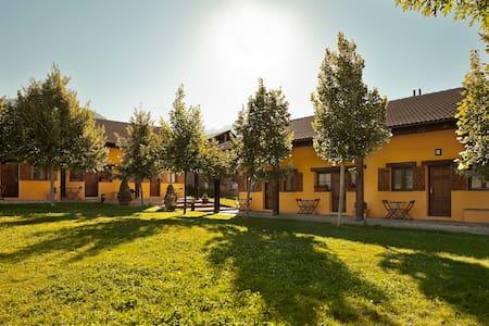 La Estibialla. Apartamentos de Turismo Rural Campo - Campo - Haus