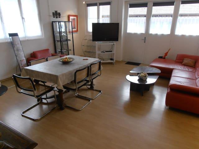 2 Zimmer Wohnung / Galerie