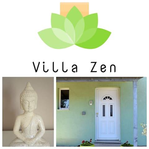 Villa Zen Bed & Breakfast - Tranquility Room