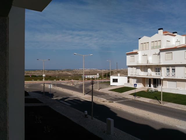 Apartments Baleal: Baleal Bay: Seaside & View - Ferrel - Apartamento