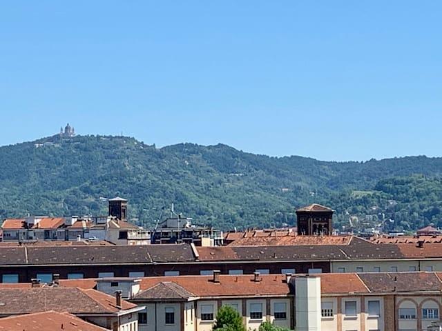 Vista Basilica di Superga