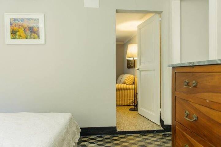 Suite Monte Poggio-elegante camera 35 km da GE