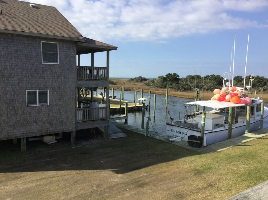 boat slip available upon request
