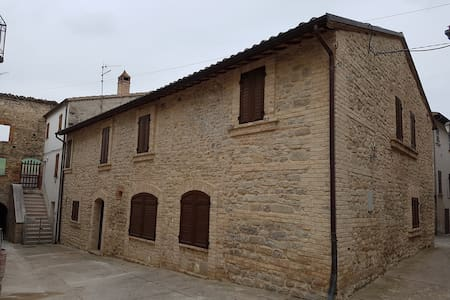 Beautiful Stone House Villa - Rotella Ascoli piceno - Villa