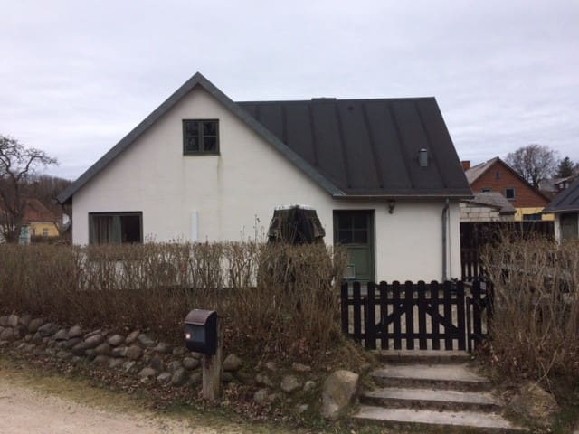 Hus i Anholt by - Anholt - House