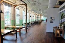 ✌ Tiny Home ★ Walk to Optimist Food Hall & Rail