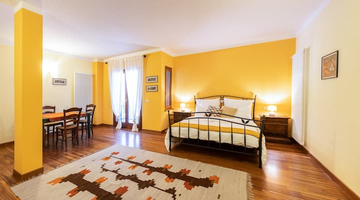 Buccara B & B Due del Monte room 3