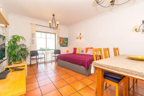 Cute Apartment with Sunny Terrace near Town Centre