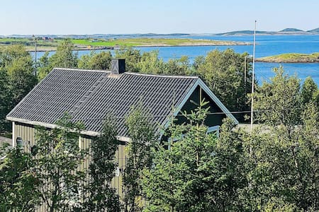 8 person holiday home in Vevelstad