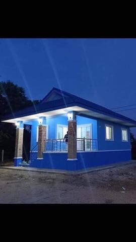 Helt nyt traditionel Thai hus med minipool