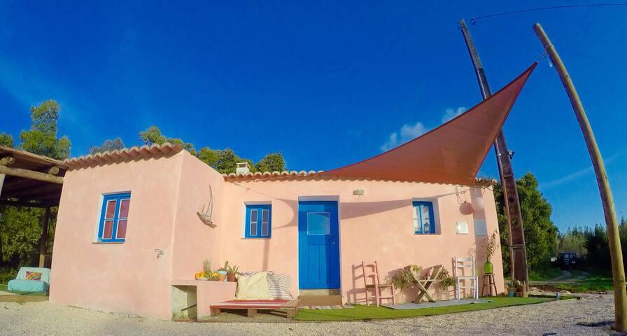 Shangrila´s Cottage at the Costa Vicentina. - Vila Nova de Milfontes - ที่พักธรรมชาติ