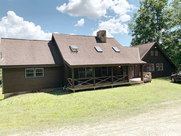 Fabulous Vacation Cabin on the Battenkill River