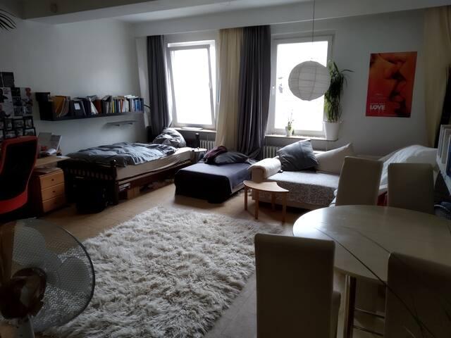 Schöne Wohnung direkt am Aachener Markt