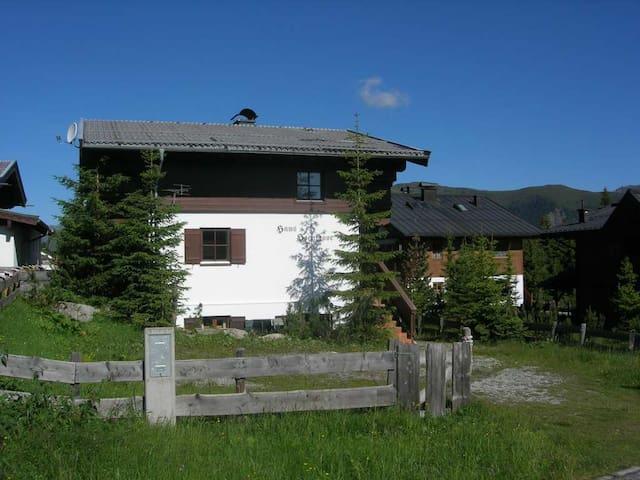 Ferienwohnung Hochkrimml in unmittelbarer Liftnähe - Hochkrimml - Daire
