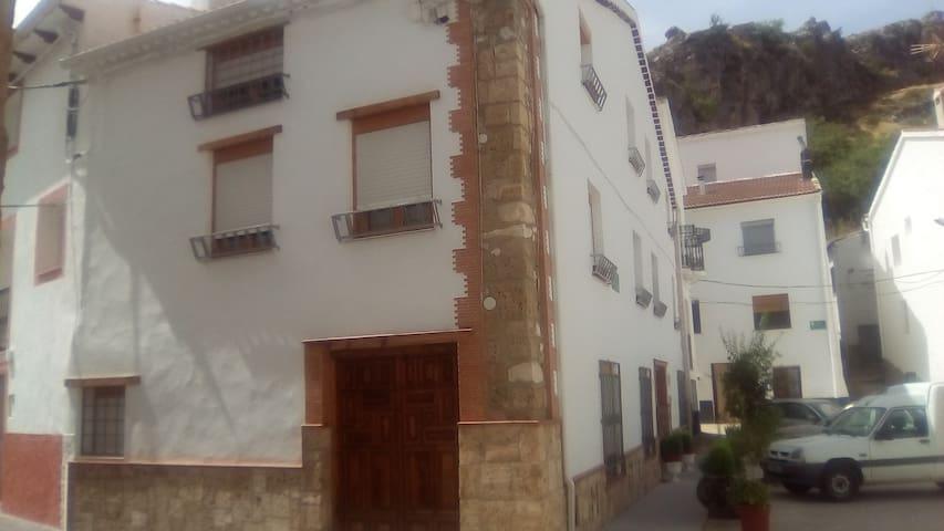 La TIENDA de FELIPE-1, PONTONES, Sierra de Segura - Pontones - (ไม่ทราบ)