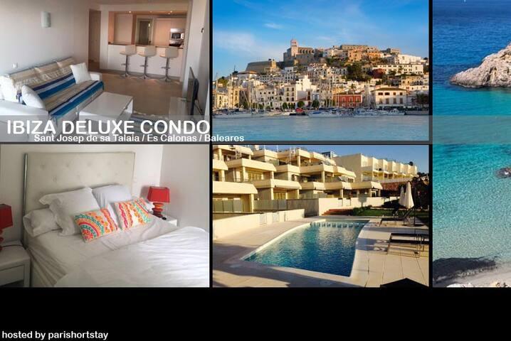 Ibiza Deluxe Condo - Sant Josep de sa Talaia - Condominium