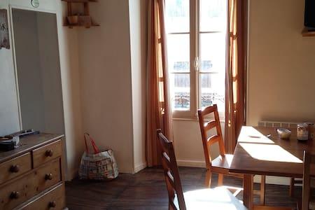 Appartement cosy et charmant dans les remparts - Colmars