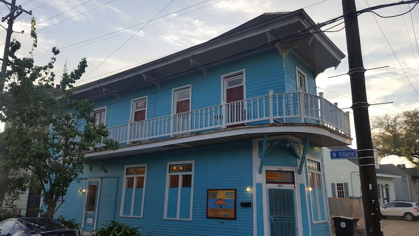 Night of The Kool Jazz Museum - New Orleans - Bed & Breakfast