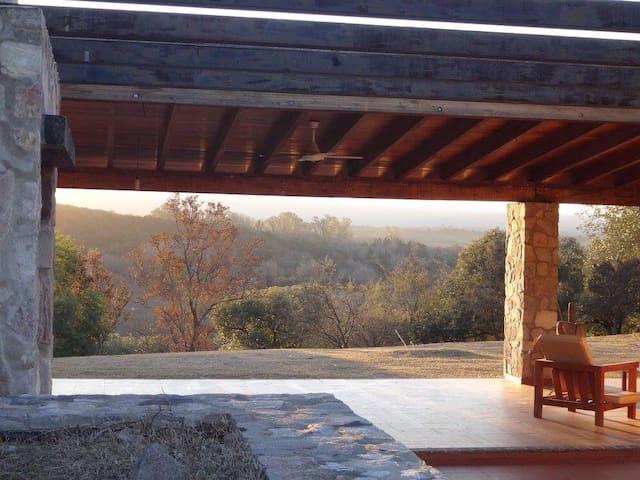 Casa en las sierras de Córdoba - La Granja