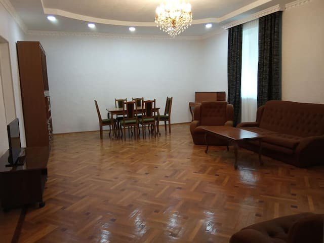 Your house in Borjomi