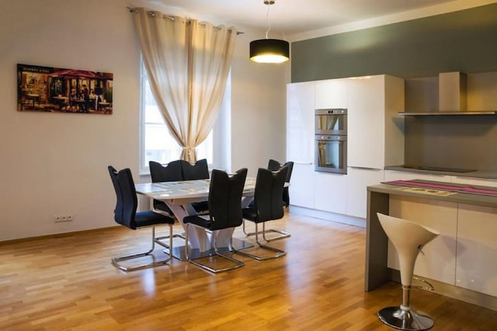 Modern apartment in Prague - Praha - Bungalov