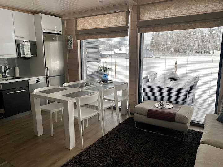 Nice and cosy cottage @Himos golf & ski resort