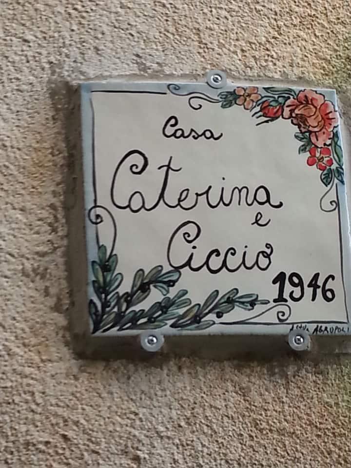Casa Caterina e Ciccio