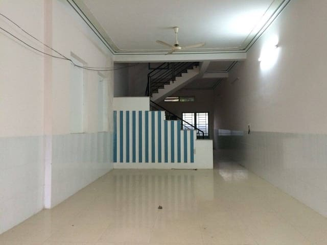 Hai Phong - 3 floors house for long live rent
