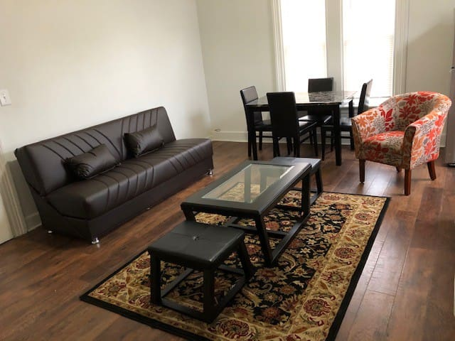 Brand new onebedroom apartment in Upper Montclair