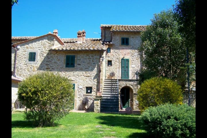 Ca Di Maestro - La Cattedra, sleeps 6 guests - Scanizza