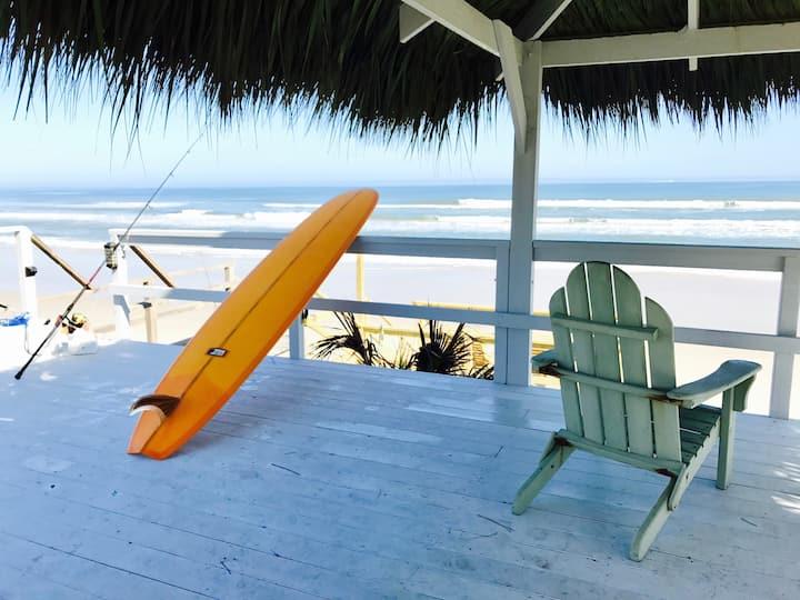 Secluded Tiki Beachhouse