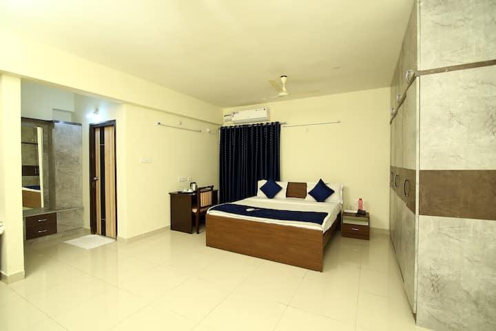 A Spacious flat in Hitech city near to IT hub