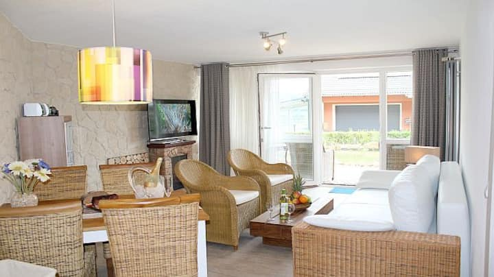 Apartment Seeterrasse, Sauna, WiFi, Seeblick
