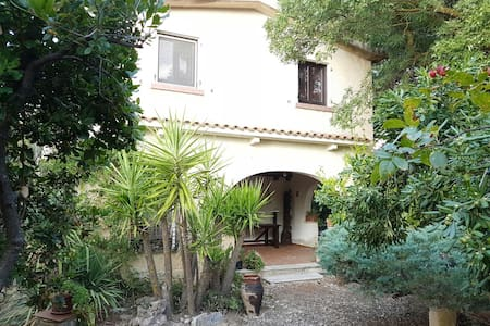Vacation in Corleone in a cozy countryside house - Corleone - Apartemen