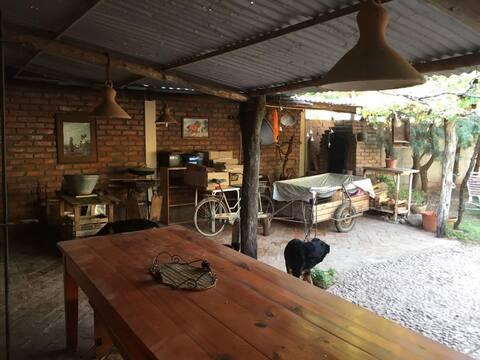 Chamical's Gauchos House/Talampaya