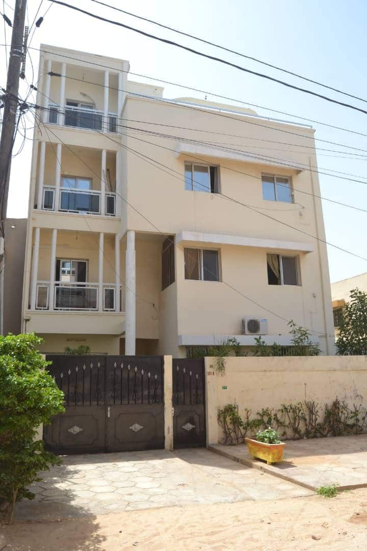 Entire 2 bedroom appartment Dakar