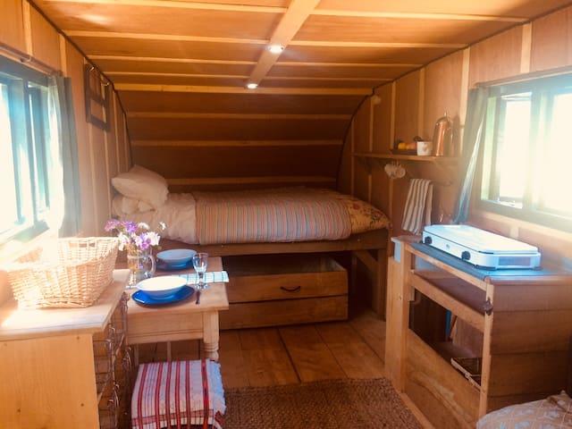 North End Farm Cabin