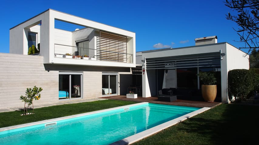 Luxus Villa nähe Lissabon & Stränden - Setúbal - Villa