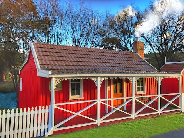 Platypus Playground Riverside Cottage
