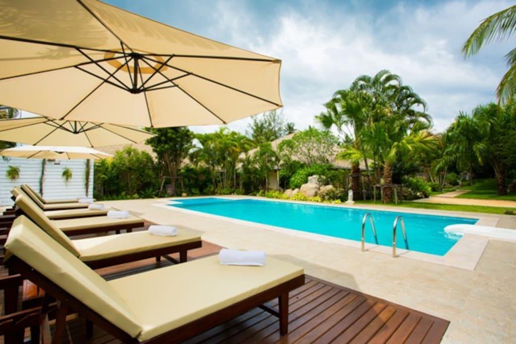 Villa Pimmada Private Pool