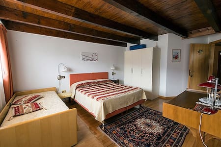 Room Acero, B&B La Betulla - Sasso
